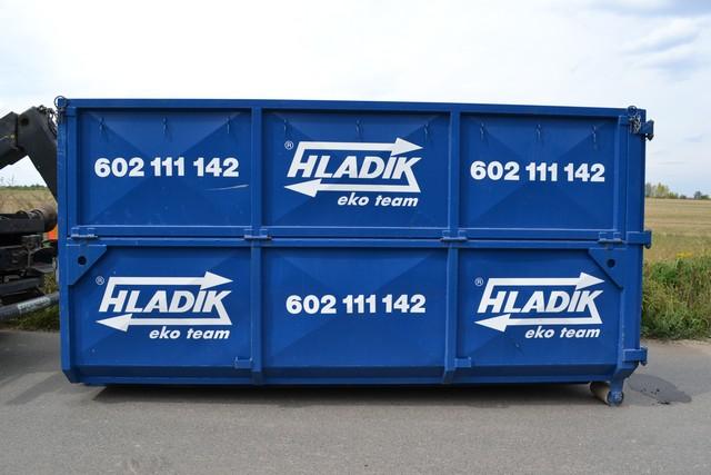 Ceník kontejnery 3 t    Hladík - odpady - demolice 6d005f79d5